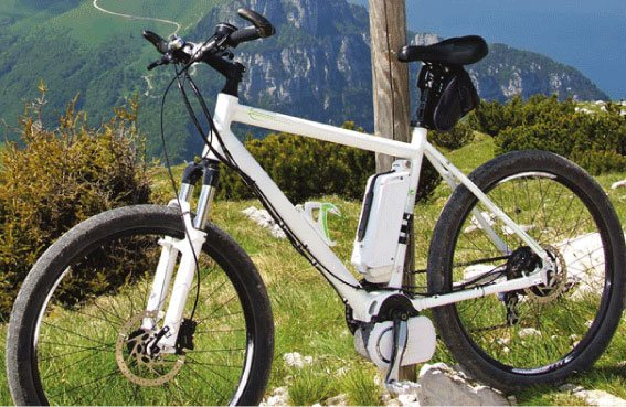 Torque sensors in an e-bike