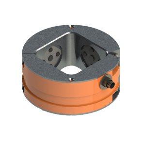 Kraftaufnehmer Integralsensor mit vier Sensoren
