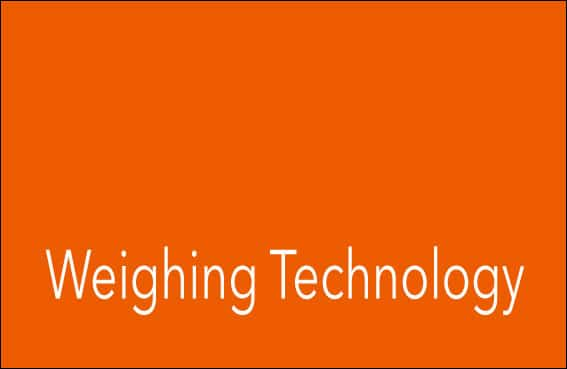 Weighing-Technology