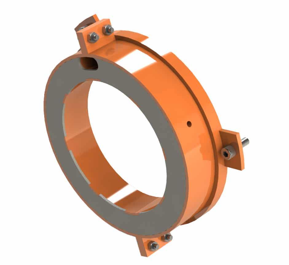 Kennfeldregelung von Verbrennungsmotoren mit einem magnetisch induktiven Drehmomentsensor