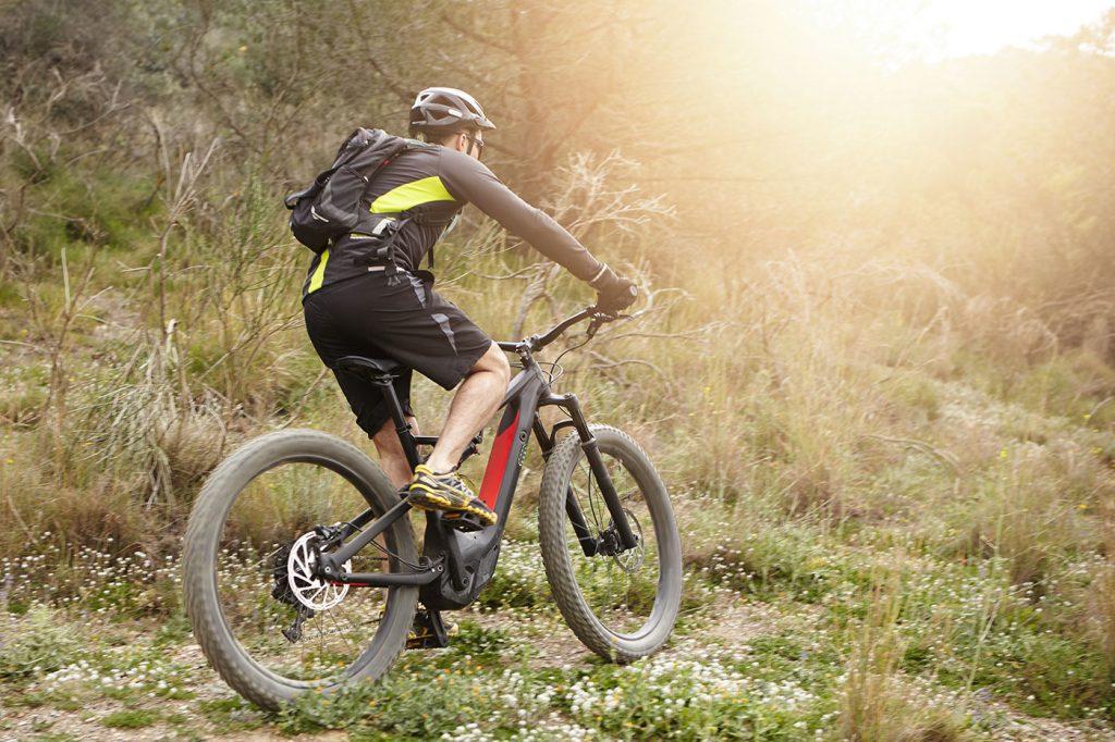 Drehmomentsensor mit integriertem Drehwinkelsensor im e Bike - Pedelec