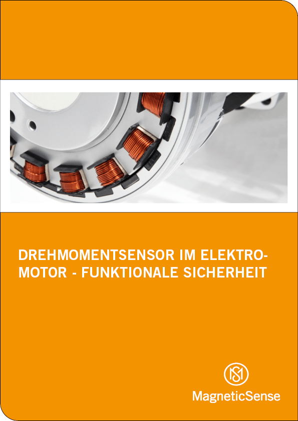 Drehmomentsensor im Elektromotor Cover (DE)
